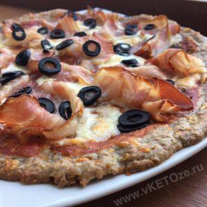 Кето-Пицца